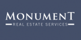 Monument Real Estate Services Logo | Tamarac Apartments | Woodland Meadows
