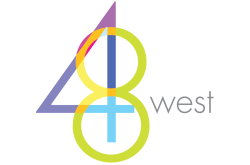 48 West