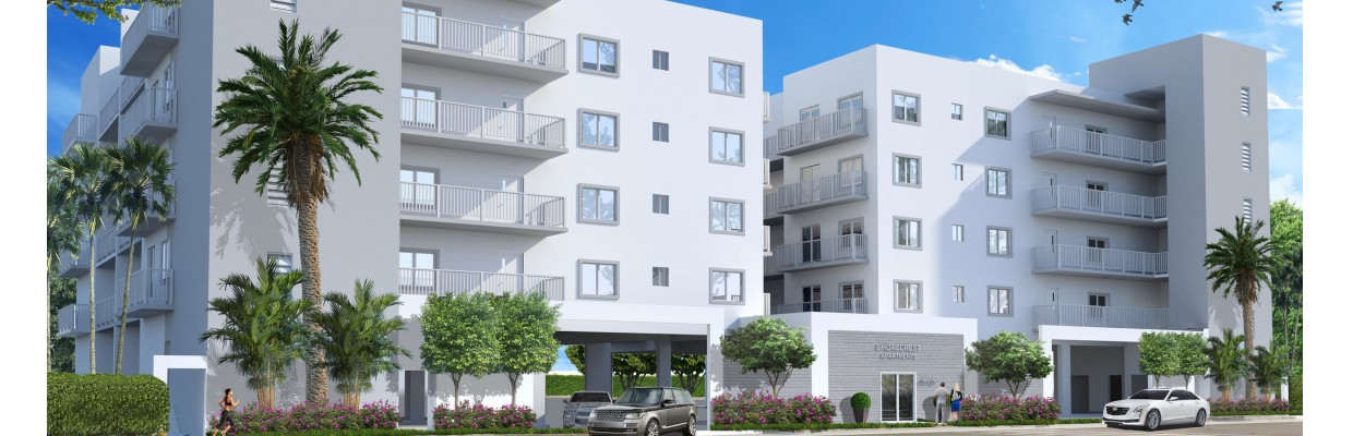 Apartments For Rent In Miami | Shorecrest Apartments