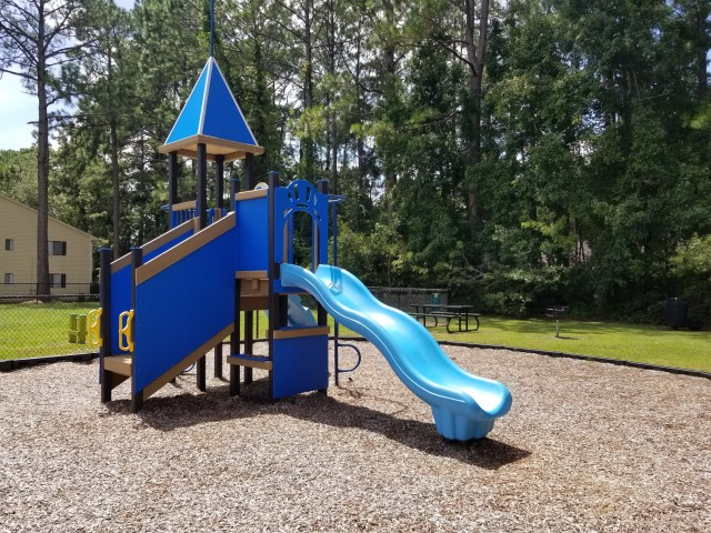 Community Children\'s Playground | Apartment Homes in Jacksonville, NC | Brynn Marr Village