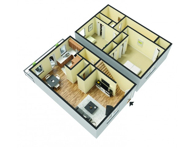 Floor Plans | Magnolia Townhomes