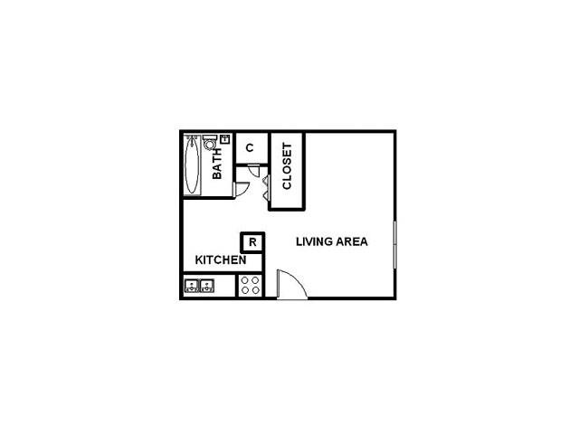 Floor Plans | Park West