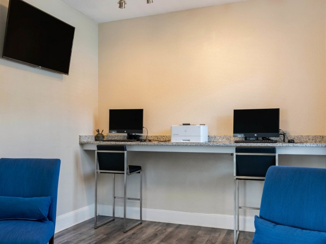 Resident Business Center | Kissimmee FL Apartment For Rent | Laguna Place