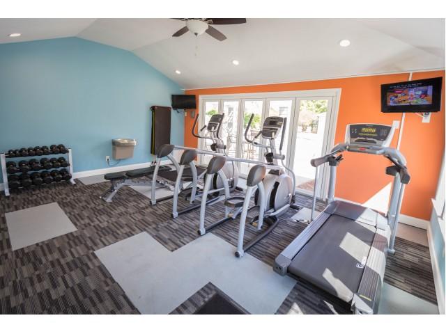Fitness Center | Plantation Flats
