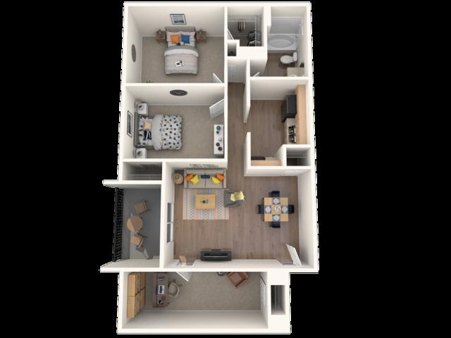 Holly Floorplan