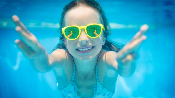 Make a Splash with these Swimming Pool Games