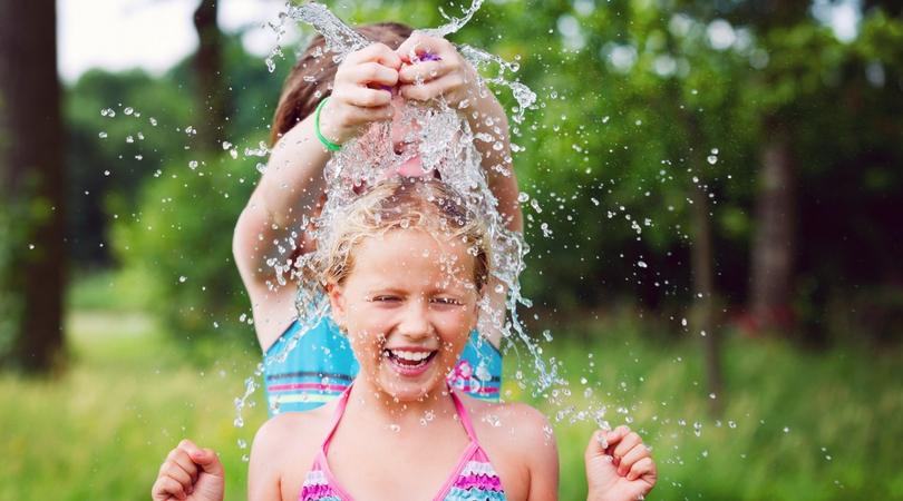 Summer Water Games