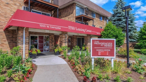 Mount Prospect Living at Residences at 1550-image