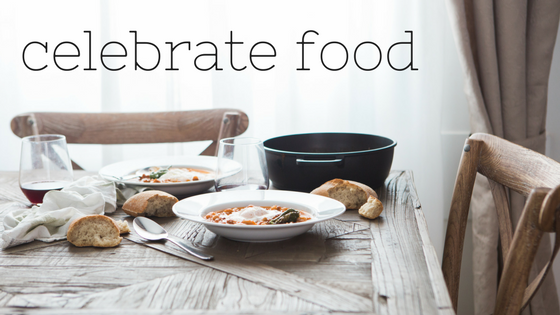 Celebrate Food in May