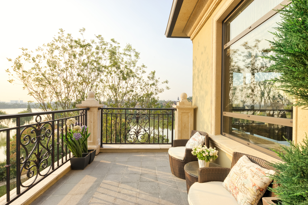 Enrich Your Balcony Space
