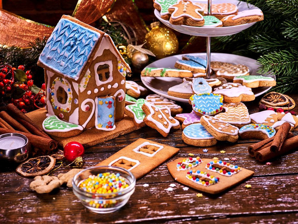 Edible Holiday Crafts