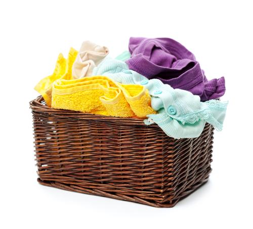 Laundry Day Etiquette