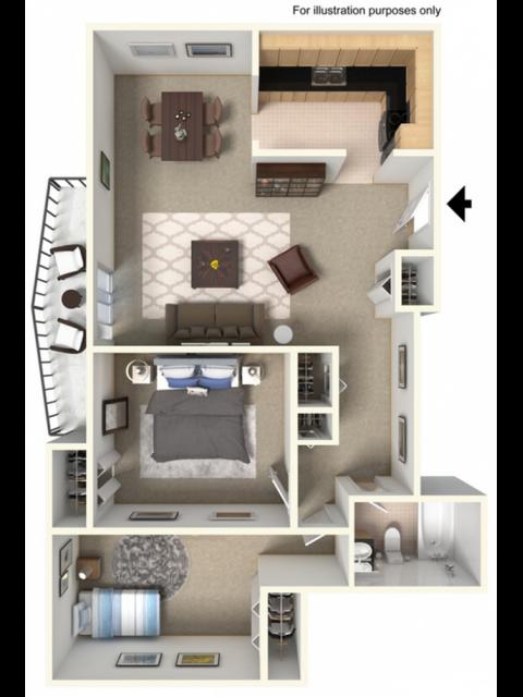 Westbury Apartments