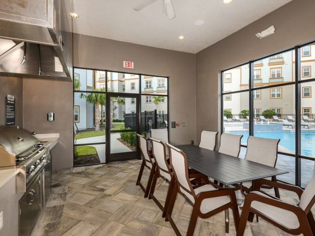 Image of Summer Kitchen for Marden Ridge Apartments