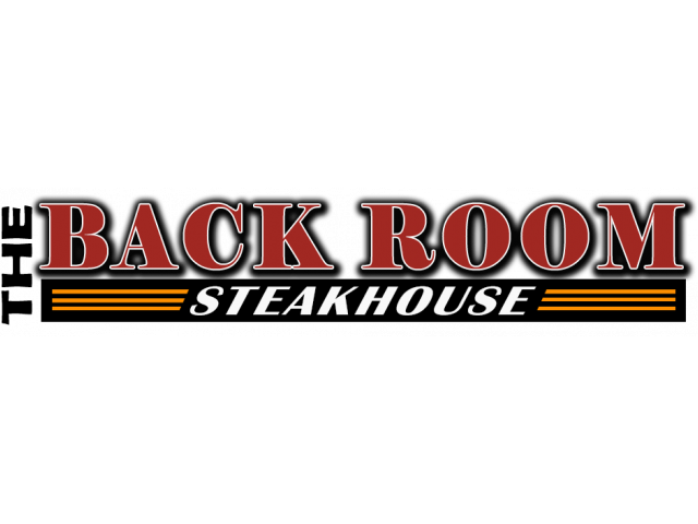The Backroom Steakhouse Logo