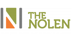 The Nolen Logo | Clearwater Rentals | The Nolen
