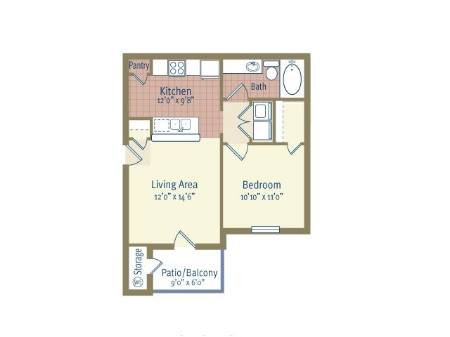 COLONIAL CROSSING APARTMENTS