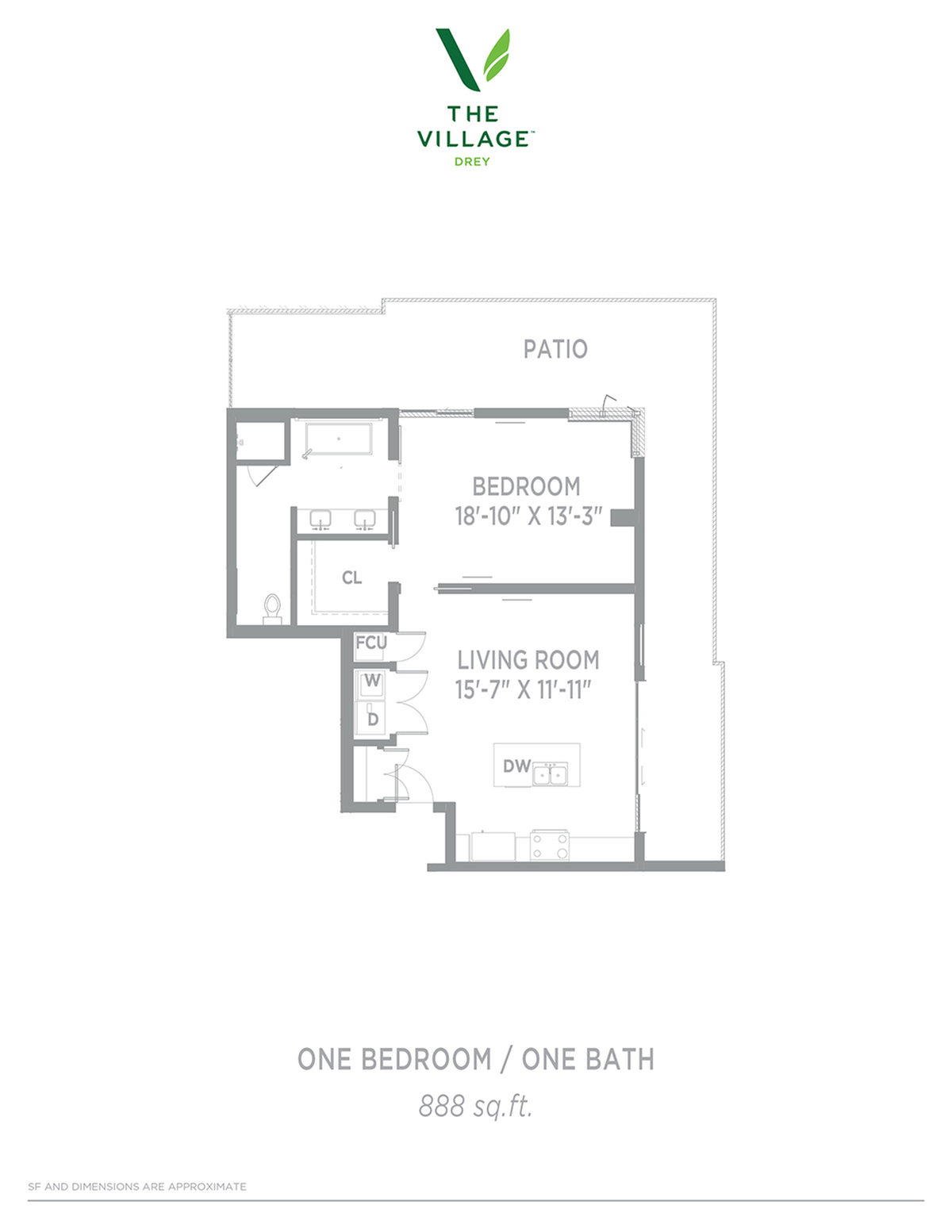 1BR-F