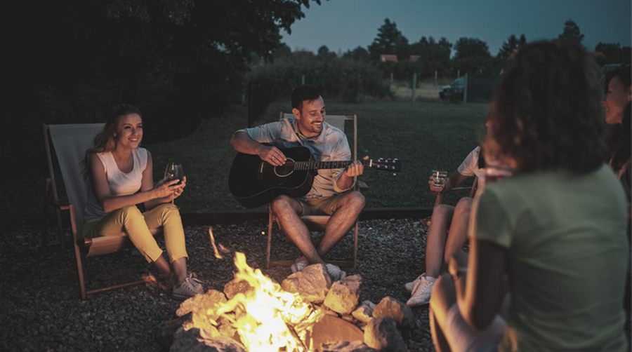 Firepit Parties – Perfect Evenings in your Community-image
