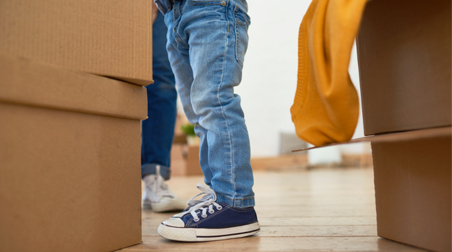 Moving With Kids – 3 Ideas for How To Make It Fun-image