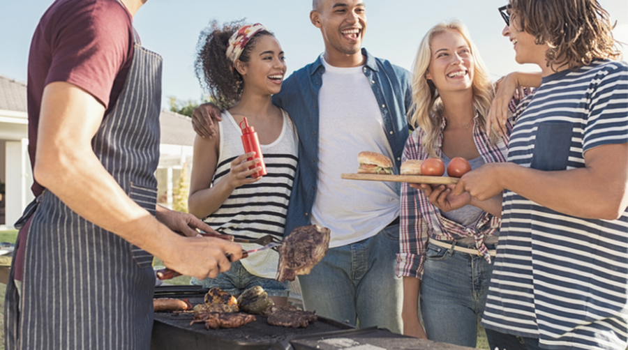 Coming Out of Lockdown? 4 Tips for Hosting a BBQ in Your Managed Community-image