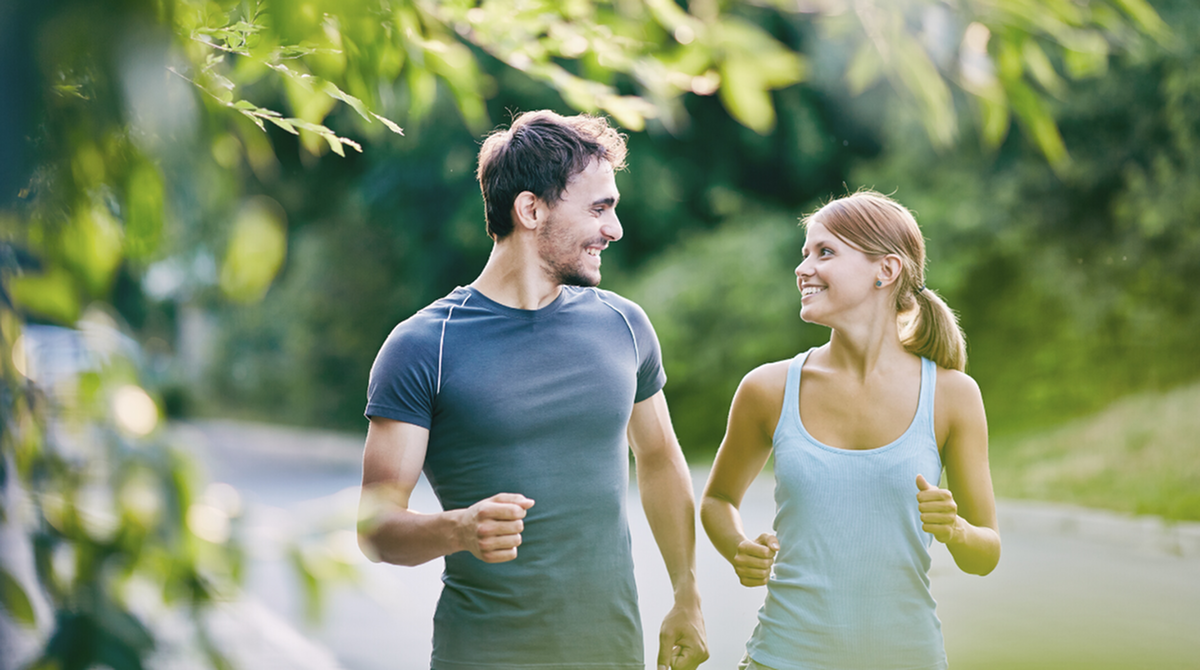 Running to Work Out While Social Distancing-image