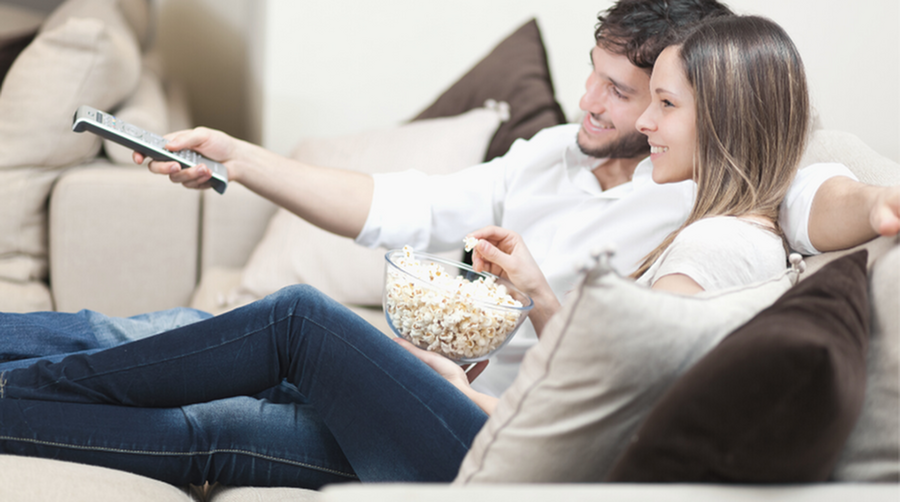 How to Set Up The Perfect Home Media Center if You're Missing Your  Community's Movie Room-image
