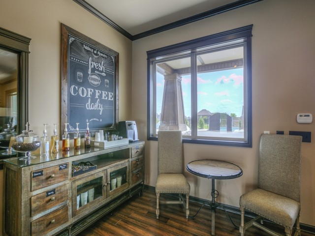 Image of Gourmet Coffee Bar for Addison at Rossview