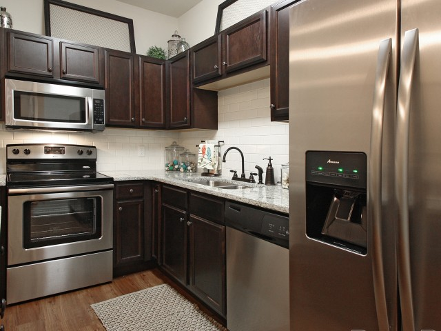 Image of Stainless Steel Appliances for Addison at Rossview