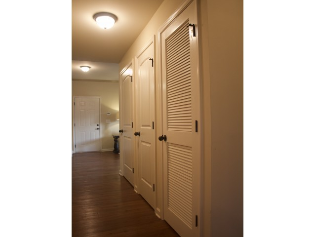Image of Decorative Panel Interior Doors for Addison at Rossview