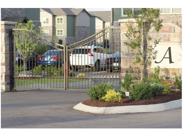 Image of Gated Community for Addison at Rossview