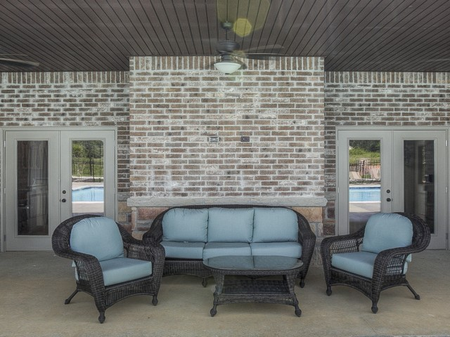 Image of Outdoor Living Room for Addison at Rossview