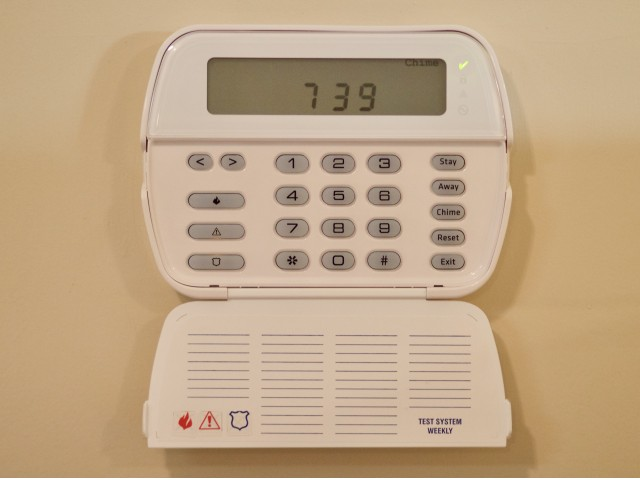 Image of Alarm Systems for Sonoma Ridge at Fairview