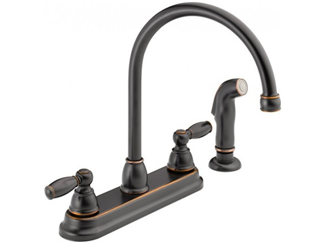 Image of Delta Kitchen Faucets for Sonoma Ridge at Fairview