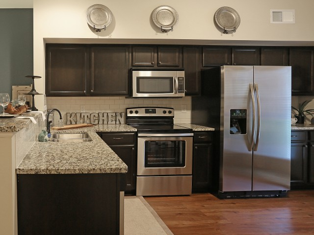 Image of Stainless Steel Appliances for Ashton Ridge at West Creek