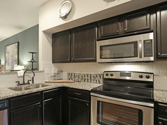 Image of Hardwood Cabinetry for Ashton Ridge at West Creek