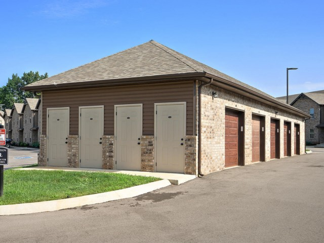 Image of Garages for Ashton Ridge at West Creek
