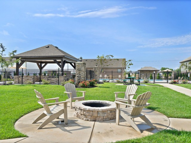 Image of Fire Pit for Ashton Ridge at West Creek