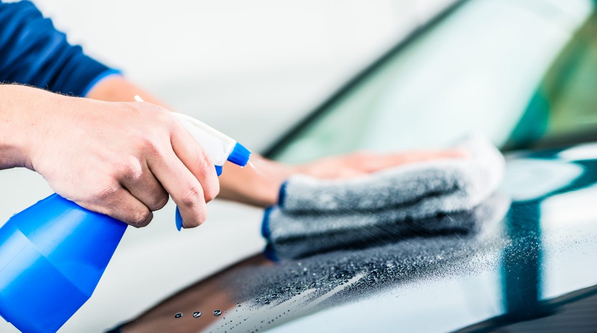 Spring Cleaning for Your Car-image