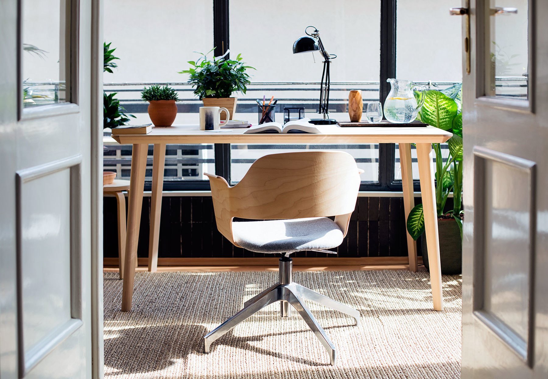 Remote Working How To Use A Home Office