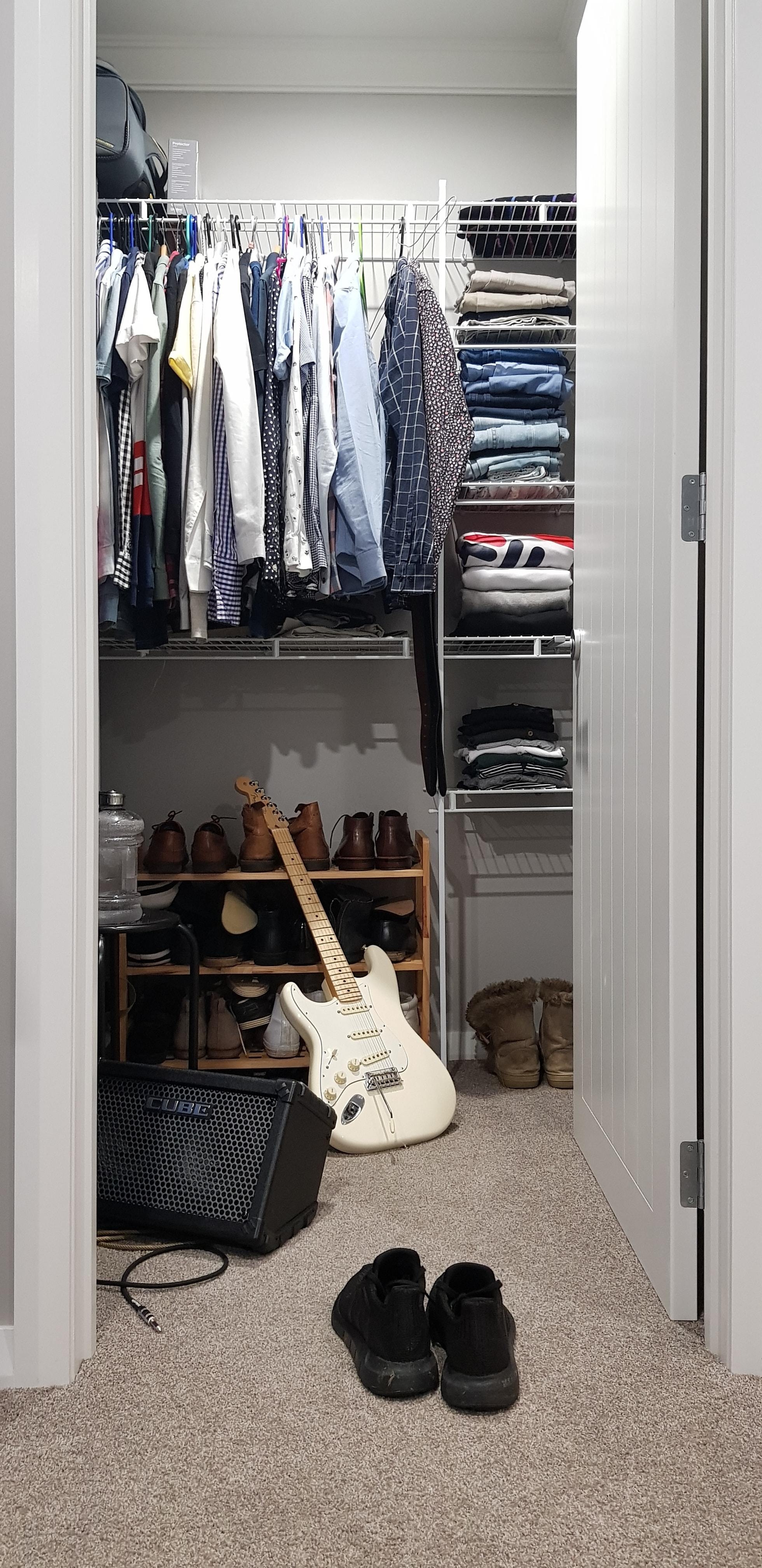 Why a Home with Walk-In Closets Can Make All The Difference
