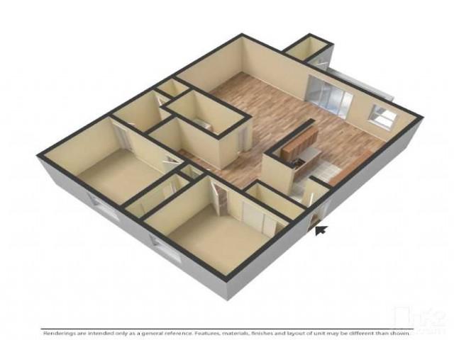 Hesperian Falls Apartments