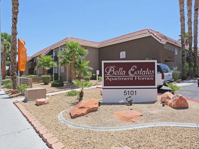Las Vegas Nv Apartment Rentals Bella Estates