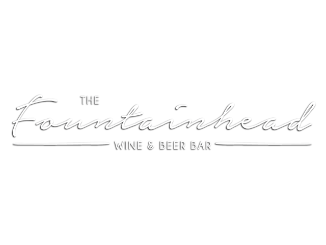 Enjoy Our Fountainhead Wine and Beer Bar, With View of Logo at The Marq Highland Park Apartments