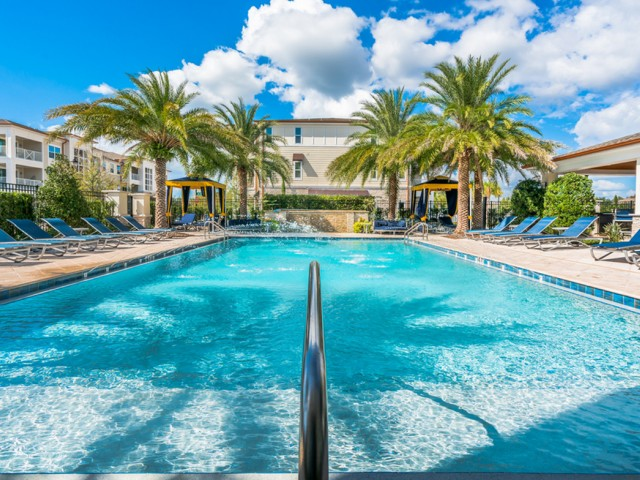 Image of Salt Water Swimming Pool for The Marq Highland Park