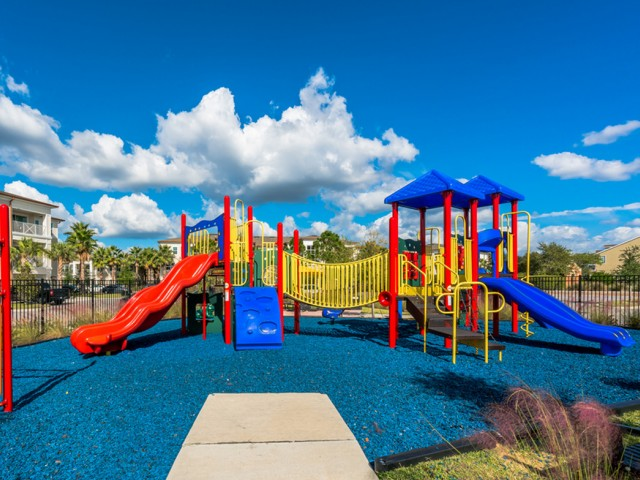 Image of Playground for The Marq Highland Park
