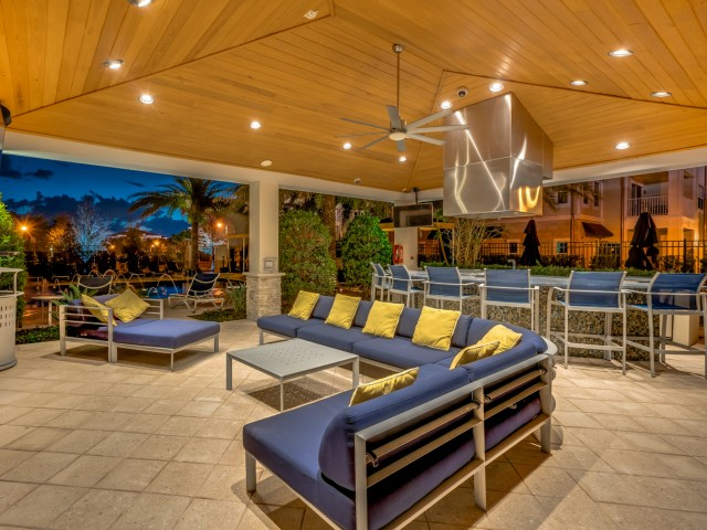 Image of Resort Style Cabana for The Marq Highland Park