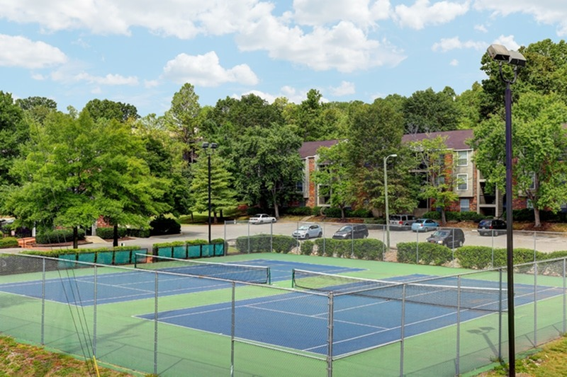 Image of Lighted Tennis Courts for Brentridge