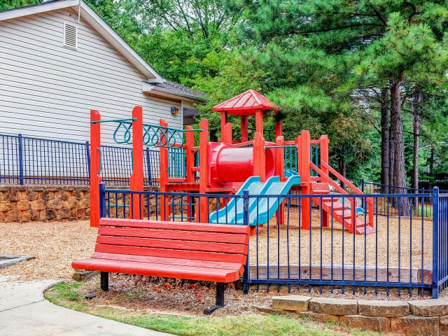Image of Playground for Summer Park