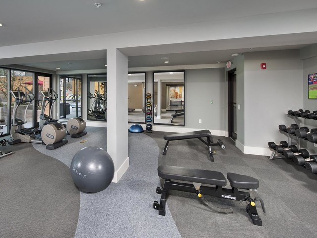 Image of Fitness Center with Cardio, Free-Weights, and Weight Machines for Cottonwood Westside